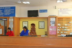 Reception B - Sunayana Eye Hospital