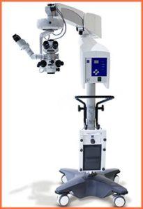 Cataract Operating Microscope-Zeiss-Opmi A - Sunayana Eye Hospital