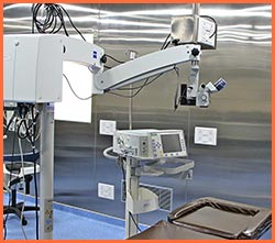 Phaco ZEISS Operating Microscope For Cataract