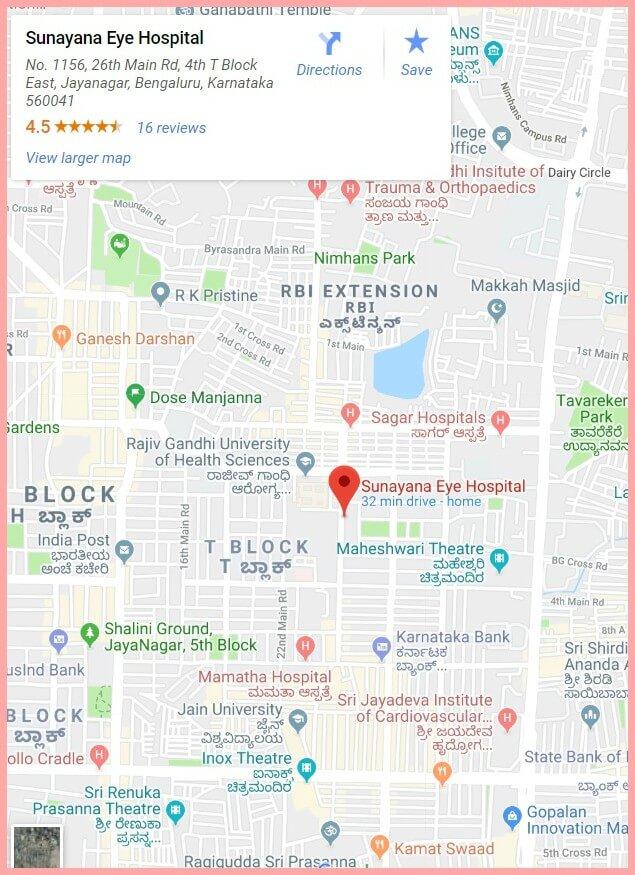 Sunayana Google Map A